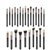 25 pezzi Pennelli per Trucco Professionale Cosmetica Make Up Ombretto Fard Kit