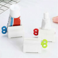 Toothpaste Rolling Tube Toothpaste Squeezer Stand Holder Bathroom Accessories YH