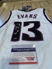 a80fc77f0 Tyreke Evans Autographed Signed Jersey PSA DNA COA Sacramento Kings ROY