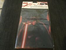 Star Wars The Last Jedi Plastic tablecover (180cm x 120cm) *New*