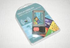 USB2.0+IEEE1394 32-Bit Combo Fireware & USB 2.0 CardBus Card for Laptops - New