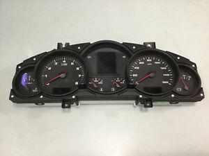 04 2004 Porsche Cayenne 3.2L MPH Dash Instrument Cluster Speedometer OEM E