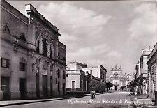 # GALATINA: CORSO PRINCIPE DI PIEMONTE  - TEATRO TARTARO  1956