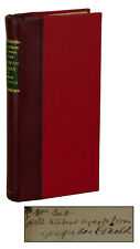 Diary of an Old Soul GEORGE MACDONALD ~ SIGNED First Edition 1880 ~ Book Strife