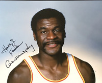 Calvin Murphy Autographed 8x10 Photo Houston Rockets