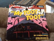 """The Original Smash Hit! By Rockin' Sidney """"My Toot-toot"""" LP"""
