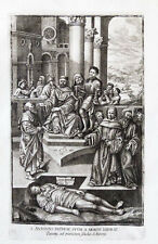 1691 Hl. Antonius von Padua S. Antonio Kupferstich