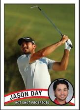 2016 Hot Shot Prospects card JASON DAY ranked #1 golf golfer