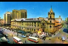 BOGOTA (COLOMBIE COLOMBIA) AUTOBUS à l'EGLISE SAN-FRANCISCO , période 1970