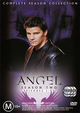 Angel Series : Complete Season 2 (6 Disc Set) : NEW DVD