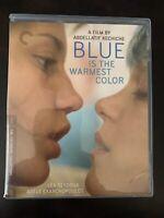 Blue Is the Warmest Color Blu-ray 2013 Criterion Abdellatif Kechiche Lea Seydoux