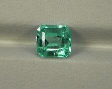 Smaragd  1,03 ct Emerald green Fire Esmeralda  Kolumbien koxgems
