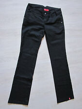 Pantalon EDC ESPRIT rayé noir taille W32