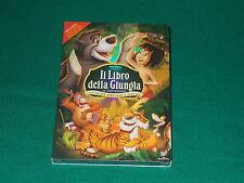 Il libro della giungla (Edizione Speciale 2 dvd) con slipcase in rilievo