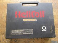 New listing Helicoil M5 x 0.8 thread repair Steel Prewinder, (recoil) tap, 250+ inserts
