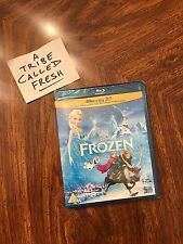 Frozen Blu-ray 3D + Blu-ray Disney Kids and Family Movie All Regions BRAND NEW