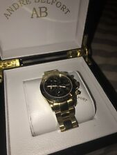 Genuine Andre Belfort Le Capitaine Watch AB 8110