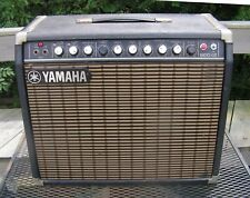 YAMAHA G100-112 GUITAR AMP MADE IN USA TUBES 100 WATTS DUAL CHANNEL
