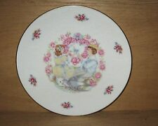1977 Royal Doulton England Valentines Day Porcelain Plate