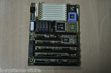 SARC 386 M326 V5.2 RC4018A4 + AM386 DX-40 Processor Working Motherboard !