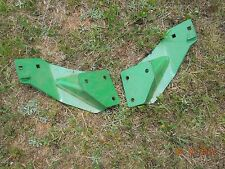 John Deere compact loader brace brackets