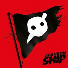 KNIFE PARTY - ABANDON SHIP  CD NEU