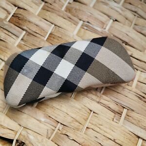 Burberry Designer Sunglasses Case Only Made In Italy