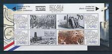 [81156] Ghana 2009 Second World war Fall Gelb Netherlands Sheet MNH