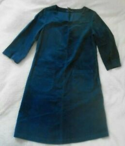 Brand New Seasalt Deckle Dress Galley Corduroy Size 10