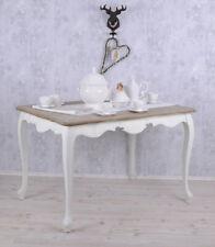 Esstisch Shabby Chic Tisch Weiss Küchentisch Nostalgie Holztisch Esszimmertisch
