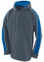 Augusta Sportswear Men's Performance Hood Drawcord Zest Winter Hoodie. 5523