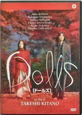 Dvd Dolls di Takeshi Kitano 2002 Usato