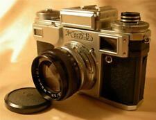 KIEV-4M camera HELIOS-103 53mm f2 lens Soviet Contax RF Biotar copy Arsenal 1982