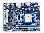 Gigabyte Technology GA-F2A55M-DS2, Socket FM2, AMD Motherboard