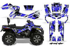 CanAm Outlander Max ATV Graphic Kit 500/800 AMR Decal Sticker Part STAR BLUE