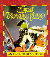 Muppet Treasure Island: Easy-to-read Edition-ExLibrary