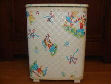 Great Vintage Pep O MInt Kids Childs Clothes Hamper Retro
