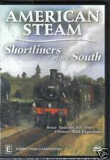 American Steam Shortliners of The South - Region 4 DVD