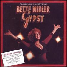 GYPSY - BETTE MIDLER 17 Track SOUNDTRACK CD Album *NEW*