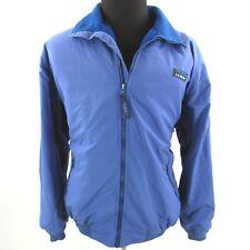 LL Bean Fleece Lined Coat Mens 2XL Blue Three Season Jacket