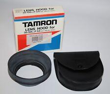 Tamron - Lens Hood for Adaptall 2 22A 35-135mm f/3.5-4.2 Lens - BNIB