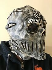 Skull Mask Full Head Latex Halloween Horror Fancy Dress Bones Skeleton Slipknot