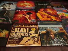 JIMI HENDRIX LIVE SET SEATTLE BOY & WINTERLAND #D WOOSTOCK & MORE 40 RARE VINYL