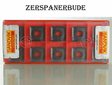 10 placas de inflexión 490r-140408m-pm 3220 de Sandvik