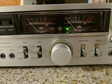 Vintage 1970's TEAC V-35 Stereo Cassette Tape Deck Powers up but does not work