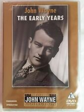 DVD John Wayne the Early Years - New Sealed!!!