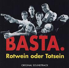 BASTA.- ROTWEIN ODER TOTSEIN - CD - ORIGINAL SOUNDTRACK