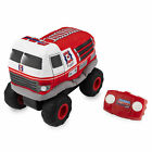 Spin Master Plush Power Fire Truck Remote Control Soft Body 2.4 GHZ Squeezable