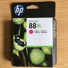 HP Hewlett Packard HP 88XL Magenta Cartucho de tinta C9392A C9392AE 2017 fecha