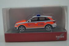 Herpa Modellauto 1:87 H0 Audi Q5 Feuerwehr Nr. 092661